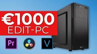 SNELLE VIDEO EDIT PC VOOR YOUTUBERS ONDER €1000  - Koopadvies - TechTime