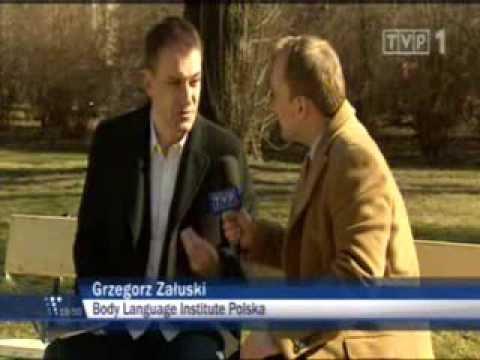 Analiza Putina - Body Language Institute / Wiadomości TVP