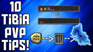 10 Tibia PvP Tips & Tricks!