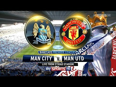 Manchester City vs Manchester United 2:3 All Goals & Highlights 07 04 2018 HD/Спорт ТВ:::::