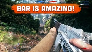 THE BAR IS AMAZING! - Battlefield 1 | Road to Max Rank #13 (Multiplayer Gameplay)