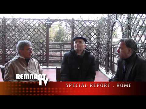 Remnant TV: Special Report . Rome (Alberto Carosa and Dr. John Rao)