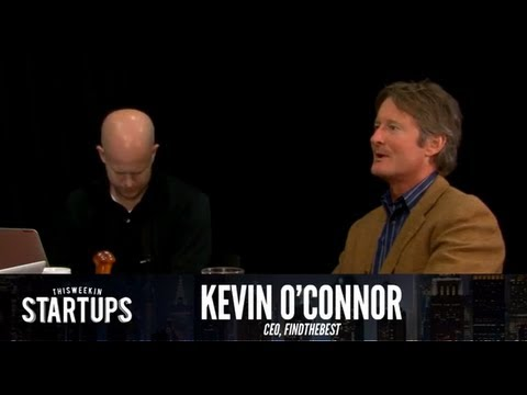 - Startups - Kevin O'Connor of FindTheBest - TWiST #234