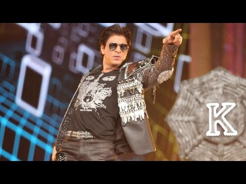Stardust Awards 2014: Shah Rukh Khan And Madhuri Dixit's Electrifying Performance
