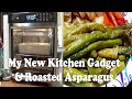 What New Kitchen Gadget Did I Get to Make My Roasted Asparagus?  I've Wanted This For Months!!