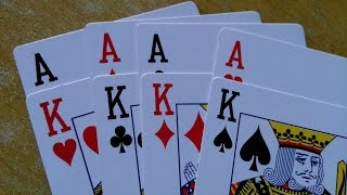 Easy Playing Card Magic Trick in hindi