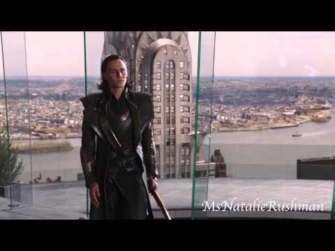 So you wanna play with Magic? (Clint x Loki)