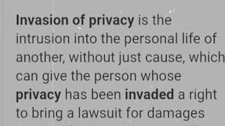 P.S.A.: Invasion of Privacy 👉DOXING Explained . #StayinOurOwnLane #Doxxing #Privacy