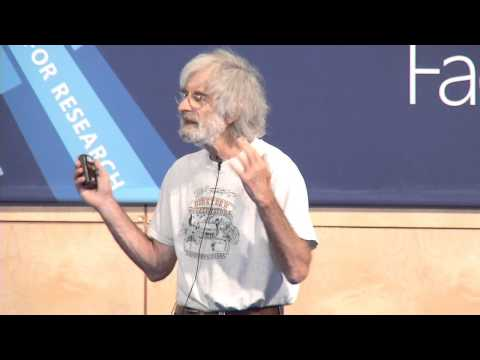 Photo of Leslie Lamport: Thinking Above the Code
