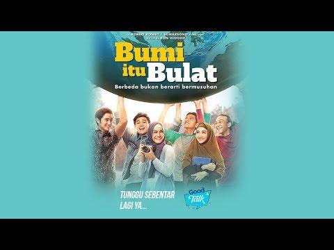 Download Ngobrol bareng Cast Film Bumi Itu Bulat Tissa Biani, Jenahara, Qausar, Kenny, Aldy Mp4 baru