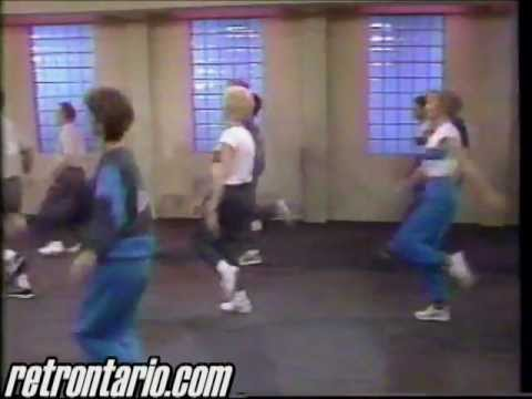 TVOntario Fitness Over 40 Billy Van 1986