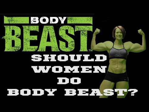 Body Beast Women Results Before & After