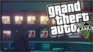 GTA 5 | Hide & Seek in the FIB Building (GTA V Online Funny Moments)
