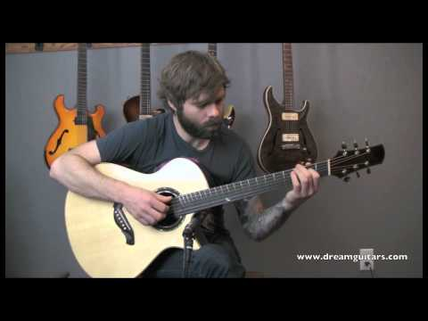 Jordan McConnell solo performance at Dream Guitars