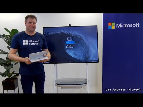 Surface Hub Connect