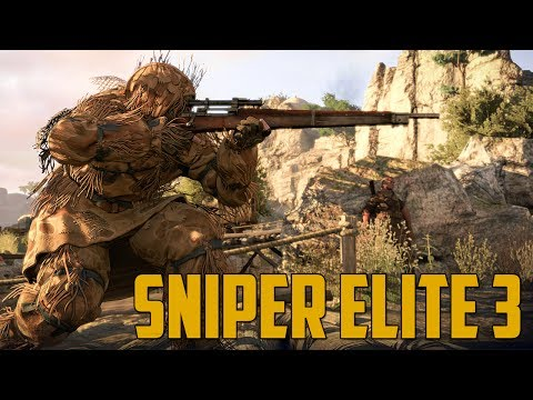 A TRUE SNIPER MULTIPLAYER (Sniper Elite 3)