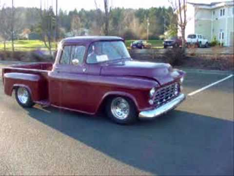 56 Chevy Pickup - $$$$ Spent on Restoration - $OLD! Music Videos