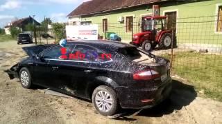 Accident Buchin E70 Groaznic accident de circulație cu 6 victime pe DE 70
