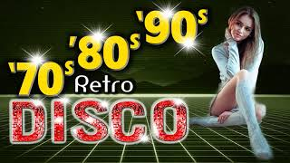 Mega Disco Dance Songs Legend - Golden Disco Greatest 70 80 90s - Eurodisco Megamix