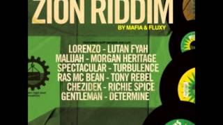 Capleton - Throw Us Down - Zion Riddim