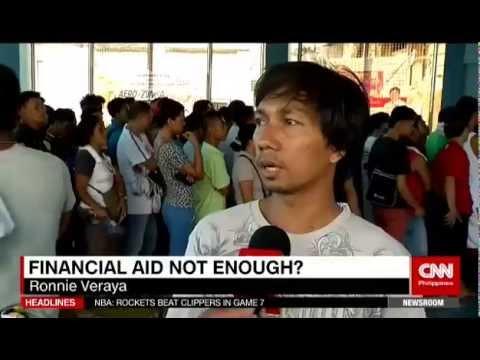 Financial aid not enough?