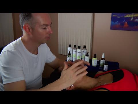 Face Massage & iRaw Products