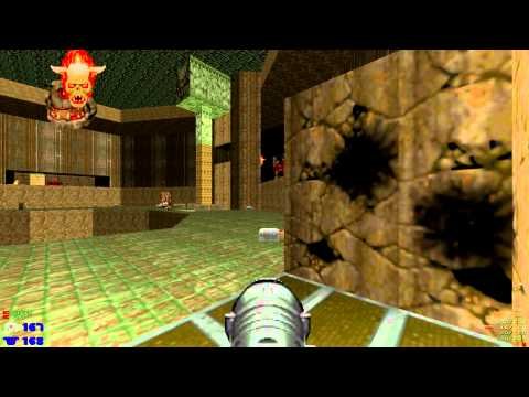 Doom2 The Way Id Did - d2twid.wad - MAP30 Hell on Earth - Ultra...