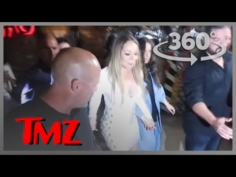 Mariah Carey Gets Maybach as Birthday Gift But It's No Big Deal! | TMZ 360°