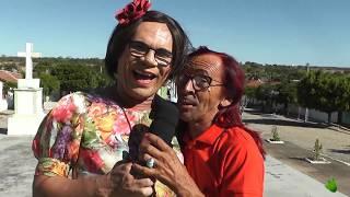 A TV Sauro visita a famosa Bruninha da Net; Confira