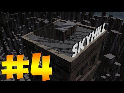 SKYHILL. Выживание. Часть 4 (7 опыта!!!)