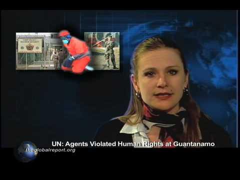 UN: Agents Violated Human Rights at Guantanamo