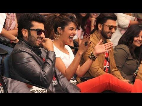 When Ranveer Singh Embarrassed Both Arjun Kapoor And Priyanka Chopra