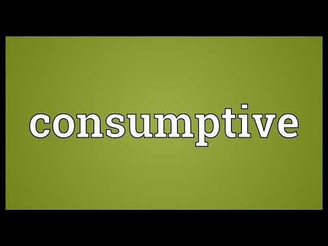 Header of consumptive