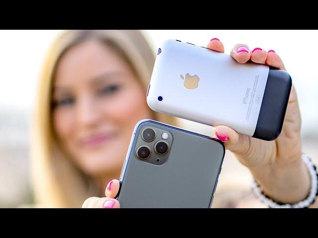 iPhone 11 vs iPhone 1