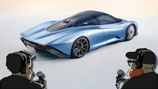 Is The McLaren Speedtail Ugly Or Awesome? - Car Guys Talk #87