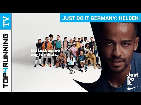 Nike | Just Do It Germany: Helden