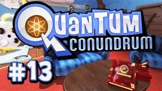 Quantum Conundrum #13 - Let's Play Quantum Conundrum Gameplay German / Deutsch
