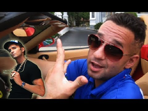 'THE SITUATION' JERSEY SHORE FERRARI WTF: NMS Ep#48 (Jersey Shore Season 6)