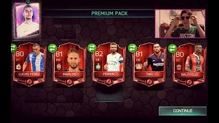 FIFA Mobile 18 BIGGEST PACK OPENING YET!!! 20 PREMIUM PACKS w/ NICE Pulls! Upgrades | FIFA 18 Mobile