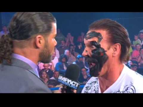 Sting Drops A Bombshell On Bobby Roode video