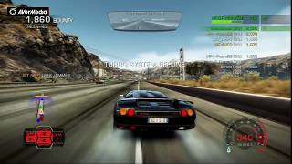 Need for speed Hot Pursuit /// Mix Toto VS CIR 28 #2
