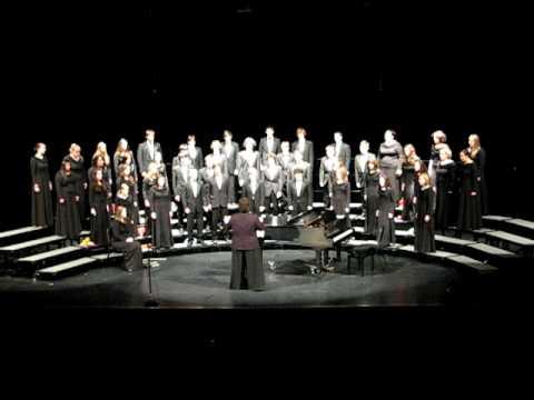 2010-05-20 13 NHSS Spring Concert-Concert Choir-William Tell Overture.AVI