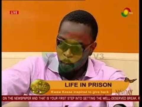 Newday - Meetup With Kwaw Kese Discussing Life In Prison - 11 2 2015 video