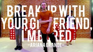 Ariana Grande Break Up With Your Girlfriend I 39 M Bored Hamilton Evans Choreography