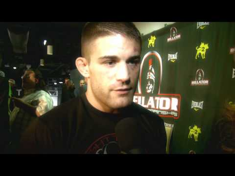 Bellator 50: Susan Cingari interviews Bellator's Rad Martinez