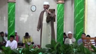 CERAMAH HABIB ABDULLOH BIN HUSEIN BIN THOHA AL-HADDAD - DKM Jami Daarussalam
