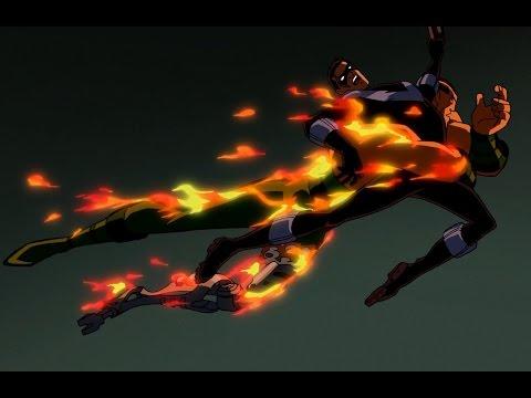 Бэтмен и Найтвинг против Амейзо