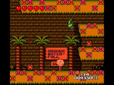 PC Engine Longplay [099] Bonk´s Revenge