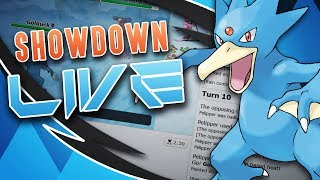 [USUM OU] Duck-d Inside A Volcanion And Found A Gol-dmine Of Heat (PS Live #47)