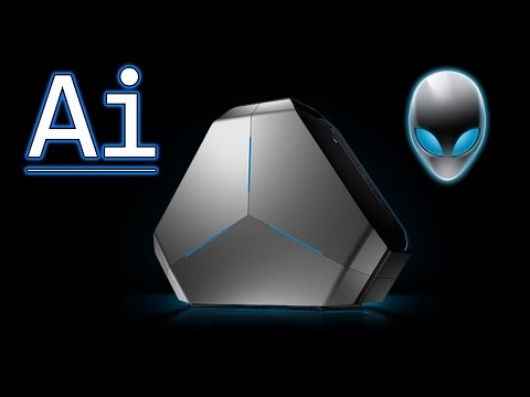 Alienware's Area 51 PC is 4K Ready and Looks Sexy